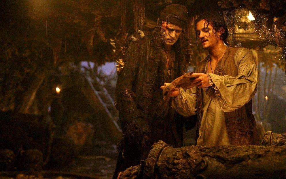 пираты карибского моря мертвецы