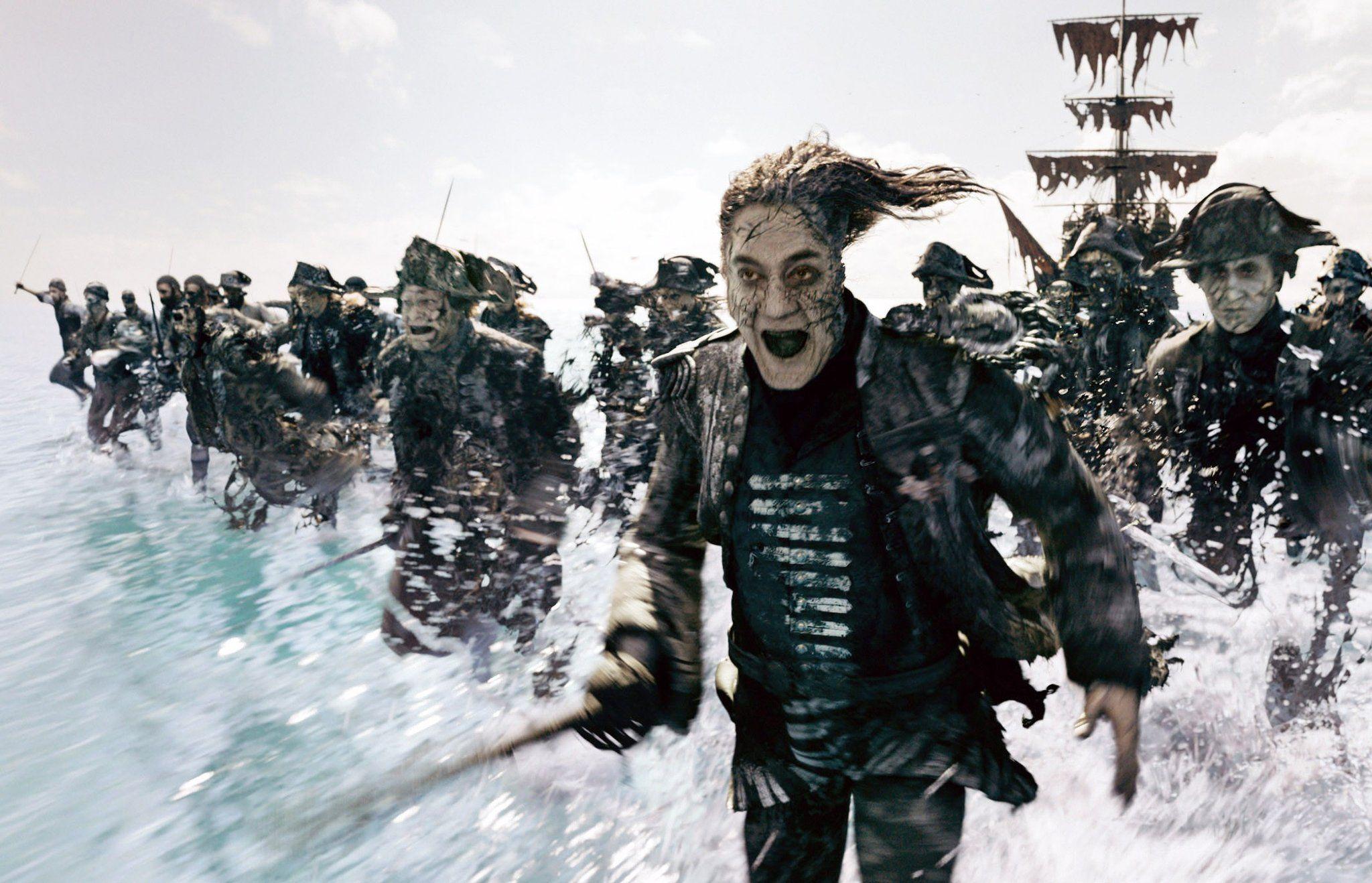 пираты карибского моря рассказывают сказки